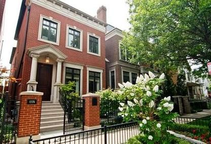 Blog articles rankings for Chicago mansion for sale